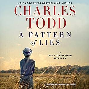 A Pattern of Lies Audiobook
