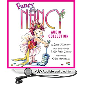 51eCrNKLkCL. SL500 AA300 PIaudible,BottomRight,13,73 AA300  The Fancy Nancy Audio Collection [Unabridged] [Audible Audio Edition] best seller