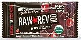 Raw Revolution Organic Live Food Bar Cherry Chocolate Crunch, Cherry Chocolate Crunch 0.8 oz(case of 20)