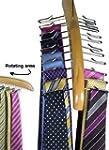 Premium Quality Wooden Tie Hanger Rac...