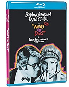 NEW Streisand/o'neal/mars/pendleto - What's Up Doc? (Blu-ray)
