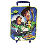 Disney Toy Story Trolley Buzz and Woody Luggage Pilot Case