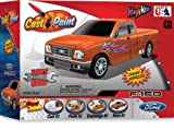 Cast & Paint Kit: Krazy Kar Ford F150
