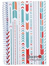 2014-15 Academic Year bloom Daily Day Planner Fashion Organizer Agenda August 2014 Through July 2015 Aztec Arrows
