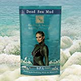 """Dead Sea Natural Mineral Mud """"Health&Beauty"""" SPA Free Shipping From Israel 600gr"""