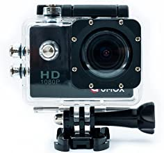 QUMOX @ SJ4000 Black Action Sport Cam Camera Waterproof Full HD 1080p 720p Video Helmetcam