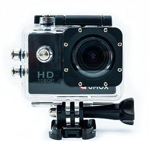 QUMOX @ SJ4000 Black Action Sport Cam Camera Waterproof Full HD 1080p 720p Video Helmetcam