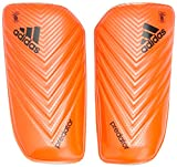 Adidas Predator Pro Moldable Shin Guards - Infra Red/Sesore/Black, Small