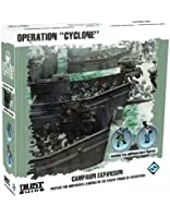Dust Tactics: Operation Cyclone: Campaign Expansion