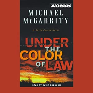 Under the Color of Law | [Michael McGarrity]