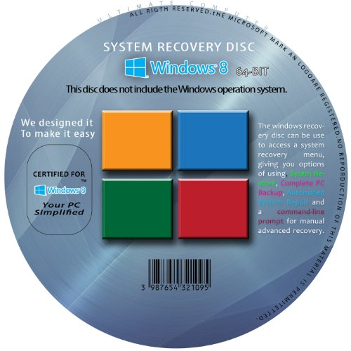 asus recovery disk windows 8 download