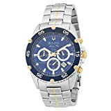 Bulova Men's 98H37 Marine Star Chronograph Watch