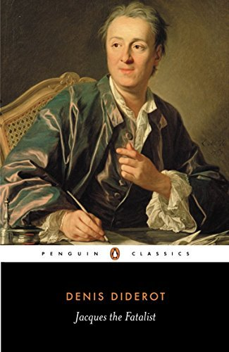 Jacques the Fatalist and His Master (Penguin Classics) by Denis Diderot (1986-05-06)