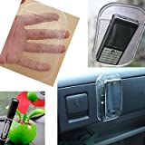 Car Dashboard Sticky Anti/Non-Slip Mat Pad Holder For GPS Cell Phone iPhone iPod, Clear (PACK OF 5 PCS)