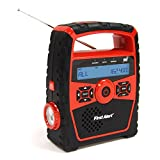 First Alert Weather Radio,Red/Black (SFA1180)