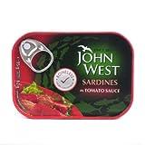 John West Sardines Skinless & Boneless in Tomato Sauce (95g)