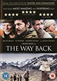 The Way Back (Ex-Rental) DVD