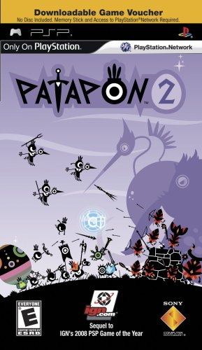 Patapon 2 (Downloadable Game Voucher) - Sony PSP - 1
