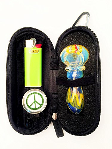 Cool 420 Products Original Mini Smoker's Travel Kit Multi Color (Weed Spoon Bowl compare prices)