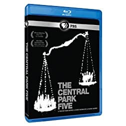 The Central Park Five [Blu-ray]