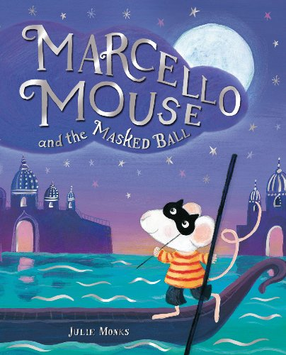 Marcello Mouse and the Masked Ball, Buch