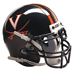 Schutt Sports Virginia Cavaliers NCAA Authentic Full Size Helmet by Schutt