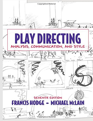 Play Directing: Analysis, Communication, and Style (Hodge Directing compare prices)