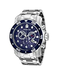 Invicta 0070 Diver Collection Stainless