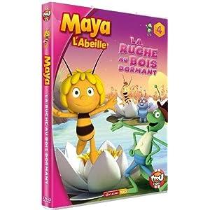 Maya l'abeille - 4 - La ruche au bois dormant