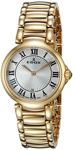 Edox-Womens-57002-37RM-AR-LaPassion-Analog-Display-Swiss-Quartz-Rose-Gold-Watch