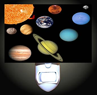 solar system projection night light - photo #20
