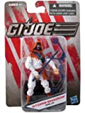 G.I. Joe Exclusive Action Figure, Storm Shadow Ninja, White Outfit