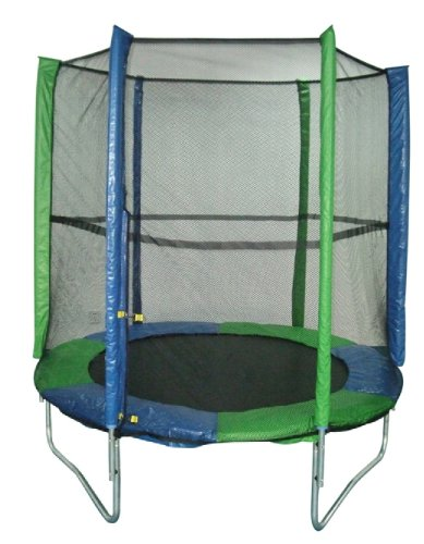 Vortigern 6ft Trampoline + Safety Net 6' CE and TUV approved