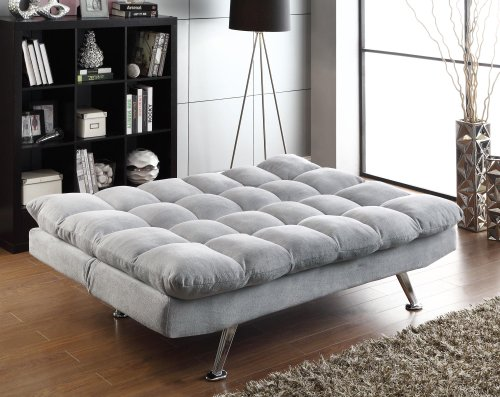 coaster-sofa-bed-grey