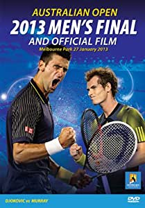The Australian Open Tennis Championships 2013: Men's Final (Novak Djokovic V Andy Murray) & The Official Film (Double DVD Set)