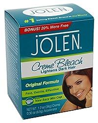 Jolen (Imported) Creme Bleach (Creme-28Gm + Accelerator-7Gm) 35Gm