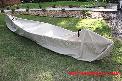 VORTEX 18' CANOE/KAYAK COVER (FAST SHIPPING - 1 TO 4 BUSINESS DAY DELIVERY)