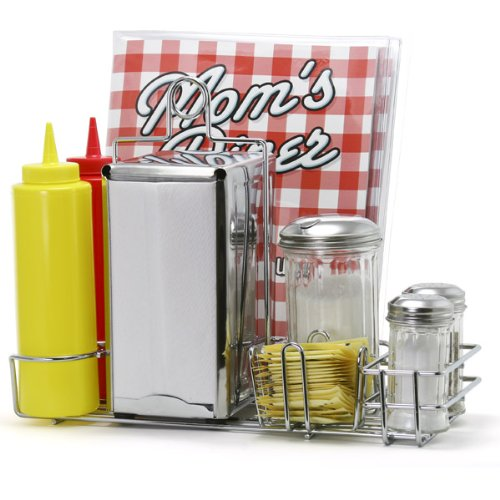 Mom'S Diner Accessory Set