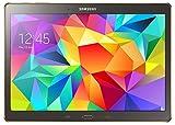Samsung Galaxy Tab S 10.5 Inch Tablet, 32GB, Titanium Bronze (SM-T800NTSEXAR)