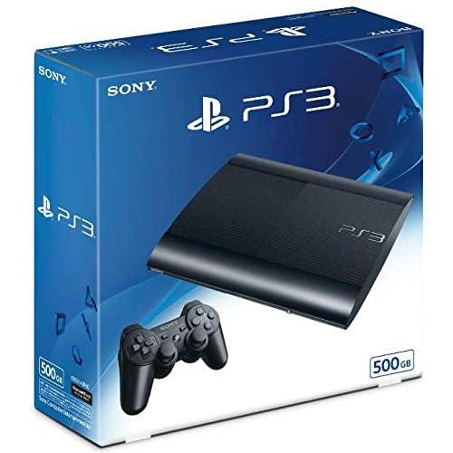 PlayStation3 チャコール・ブラック 500GB (CECH4300C)