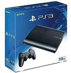 PlayStation (R) 3 チャコール・ブラック 500GB