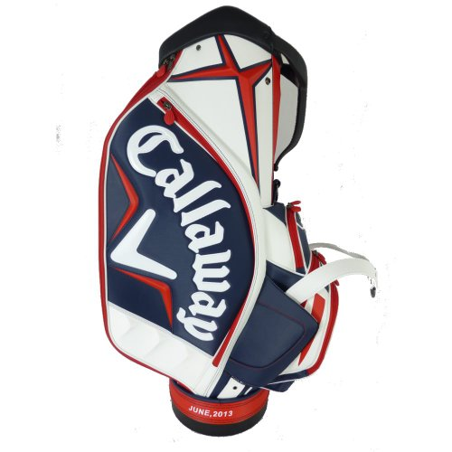 Callaway US Open Limited Edition Staff Bag (Red/White/Blue)