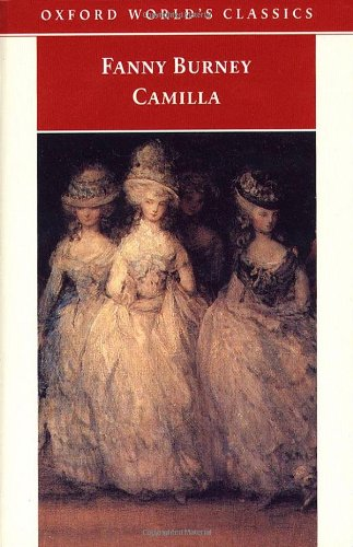 CAMILLA-PICTURE-OF-YOUTH-OXFORD-WORLD-039-S-CLASSICS-By-Fanny-Burney-BRAND-NEW
