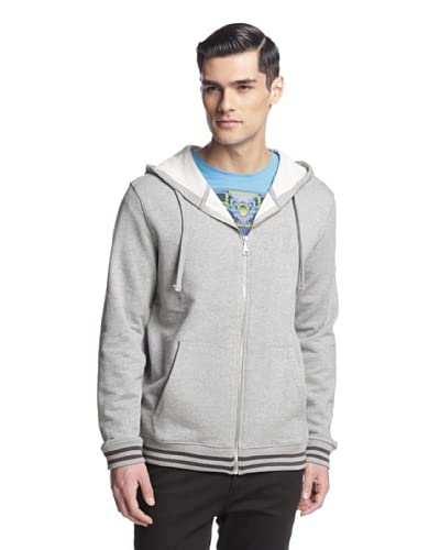 Versace Jeans Men's Embroidered Hoodie