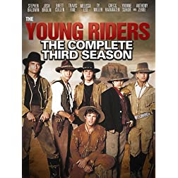 The Young Riders: Season 3 - Digitally Remastered
