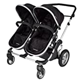 FirstWheels City Twin Stroller