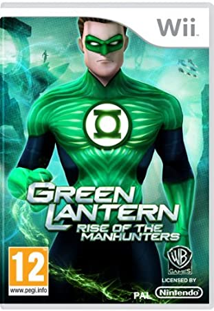 Green Lantern: Rise of the Manhunters (Wii) by Warner Bros. Interactive