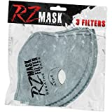 RZ Mask Active Carbon Filters, Regular, Youth