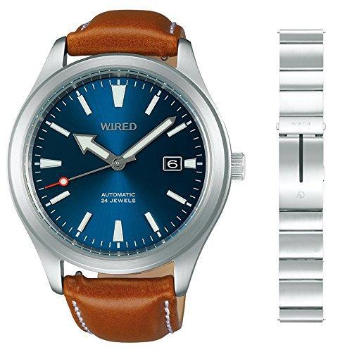 腕時計 WIRED wena限定コラボレーションモデル AGAA701 メンズ