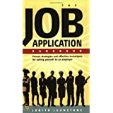 The Job Application Handbook: 6th edition by Judith Johnstone  (Aug 1, 2000)